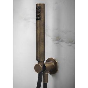 Душевой гарнитур Gessi Inciso Shower (цвет - 713 antique brass)
