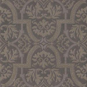 Декор напольный Cisa ceramiche Evoluzione BISANZIO MOKA 60х60 см