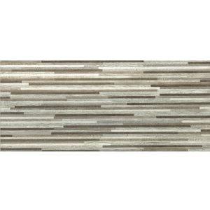 Декор настенный Naxos Start Taupe 3D 26 x 60,5 см