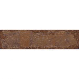 Керамогранит Marca Corona 1741 Brick Lane Red 7,5 х 30 см (8,5 мм)