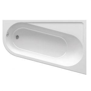 Ванна акриловая Ravak Chrome 170 x 105 см R (правая) snowwhite