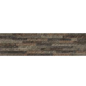 Декор настенный Almera Ceramica Yosemite Pizarra 15,3 х 58,9 см