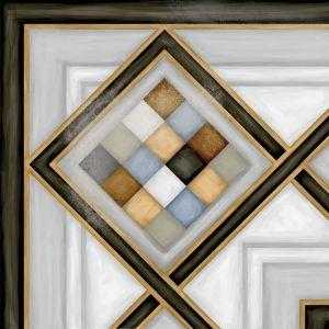 Керамогранит Vives Ceramica Vodevil Pombo-3 Multicolor 20 х 20 см